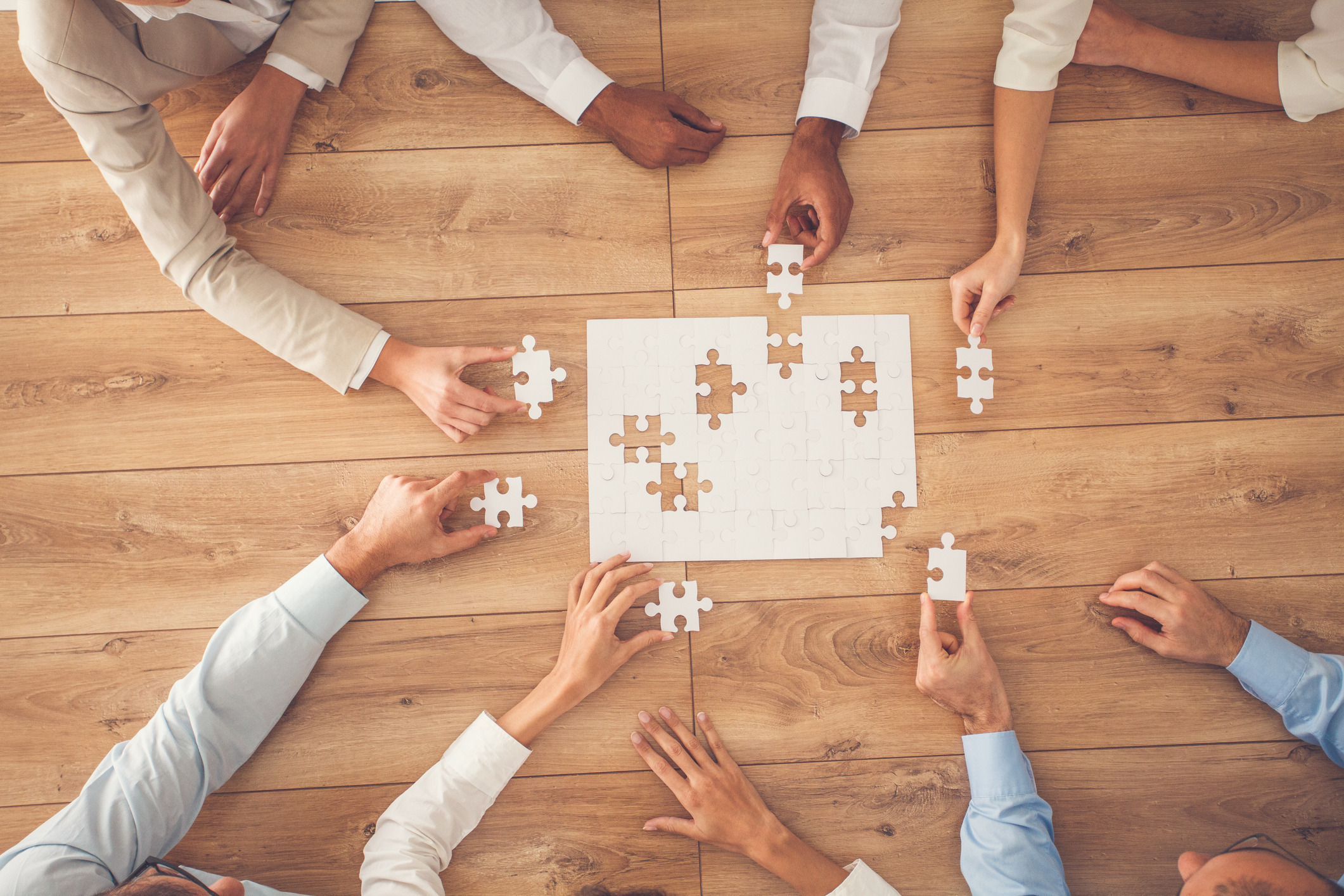 Putting together your M&A Puzzle